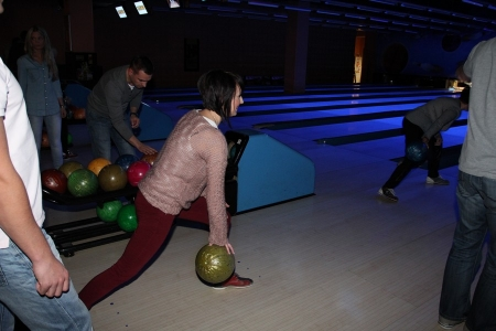PRESTO Bowling Night 2011